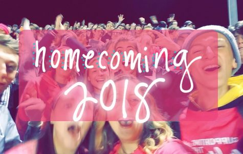 Homecoming 2018 vlog #2 (football game!!)