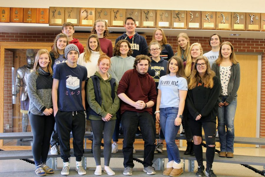 Predictions for the 2018-19 newspaper staff