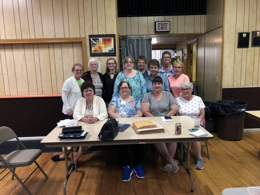 The Women Behind The Fire Hall