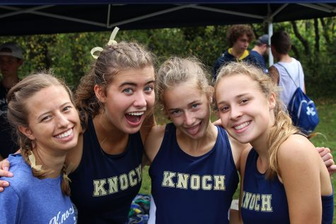 Don't Run From This Article, Run for Knoch!