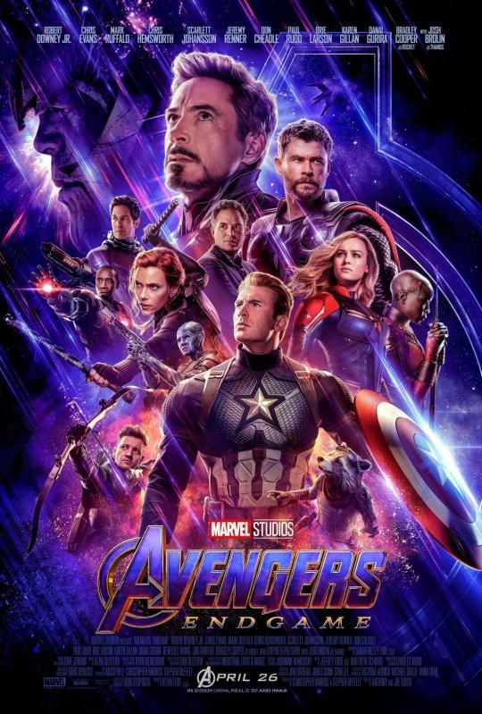Avengers%3A+Endgame