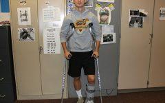 Contagious Crutches