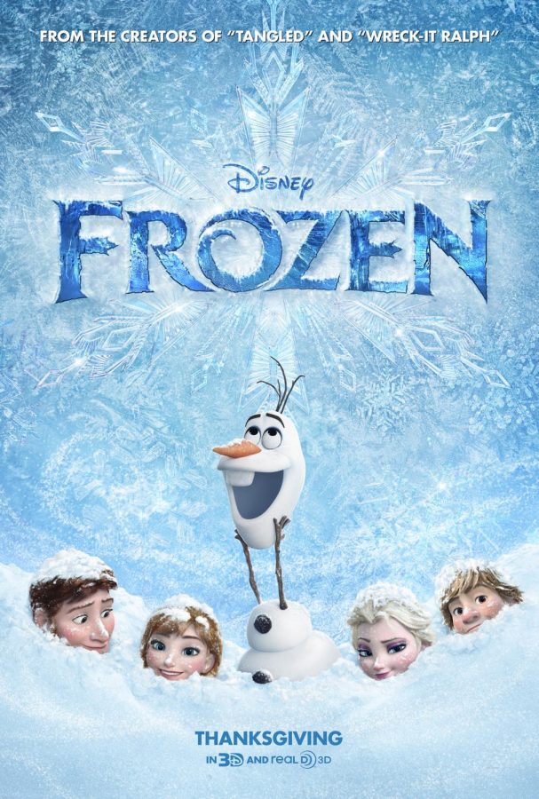 Movie review: Frozen