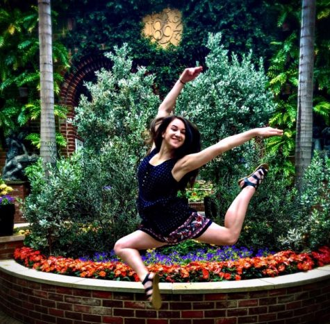 Student Dancer Profile: Ashley Walters