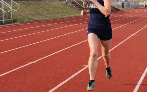 Amelia Walls: Track