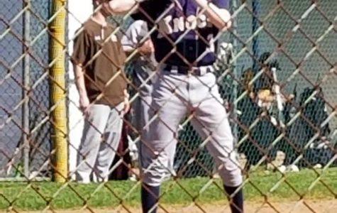 Carter Velesig: Baseball