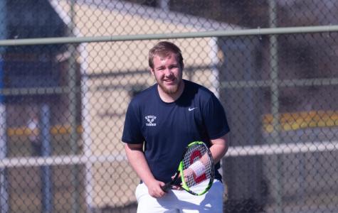 Andrew Heltsley: Tennis
