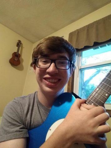 "Freshman musician will ""turn your frown upside down"""