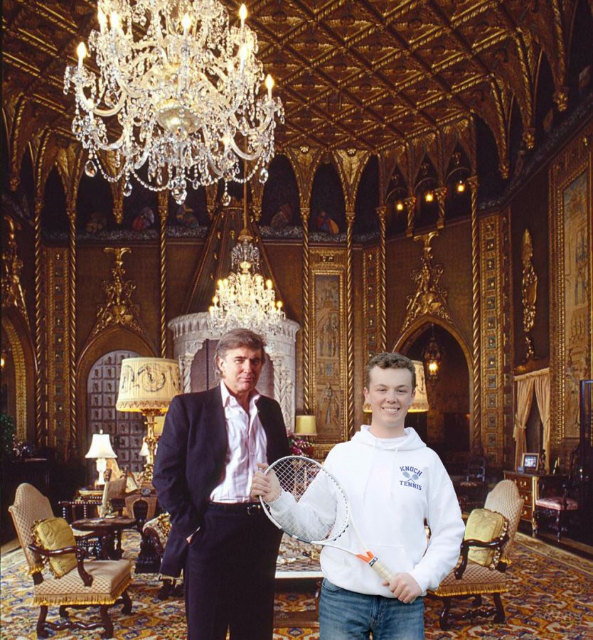 John Mack: Knoch tennis star and political wunderkind.  Fun Fact: John Thomas Mack was invited to advise Former President Trump at his Florida residence.  What he said: Mack said that he  wanted to go to Florida